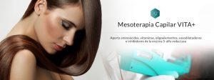 Tratamiento de mesoterapia capilar vita+