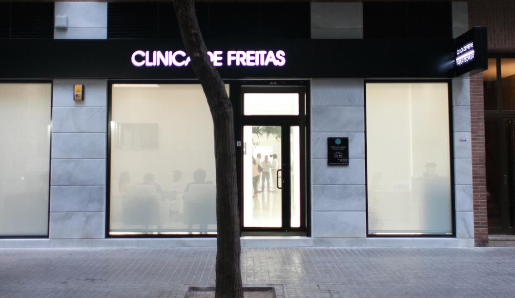 exterior clinica de freitas 1