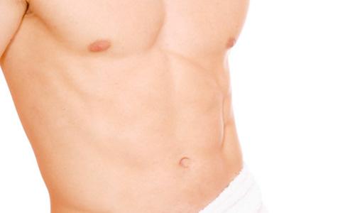 ef61f3eb7fbdc Depilación láser de abdomen para hombre - Clínica de Freitas