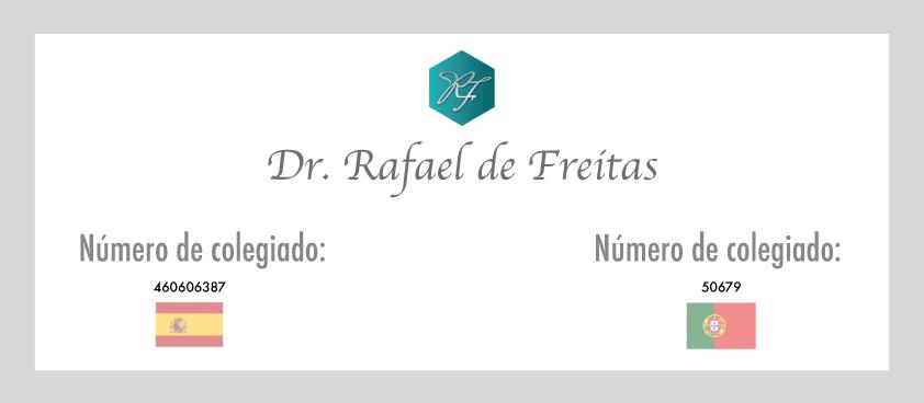 Dr. Rafael de Freitas