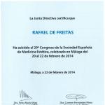 CONGRESO SOCIEDAD ESPANOLA DE MEDICINA ESTETICA