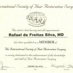 INTERNATIONAL SOCIETY OF HAIR RESTORATION SURGERY